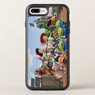 Toy Story 3 Squad OtterBox Symmetry iPhone 7 Plus Case