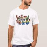 "Toy Story 3 Squad T-Shirt<br><div class=""desc"">Toy Story 3 Squad</div>"
