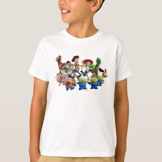 Toy Story 3 Squad T-Shirt