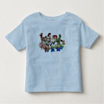 Toy Story 3 Squad Toddler T-shirt