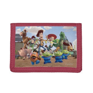 Toy Story 3 Squad Tri-fold Wallet