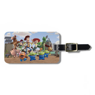 Toy Story 3 - Team Photo Bag Tag