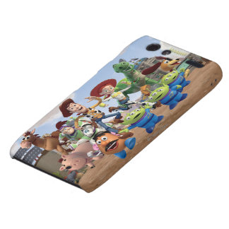 Toy Story 3 - Team Photo Motorola Droid RAZR Covers