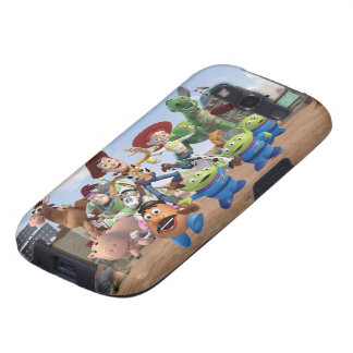 Toy Story 3 - Team Photo Galaxy S3 Case