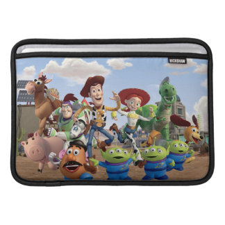 Toy Story 3 - Team Photo Sleeves For MacBook Air