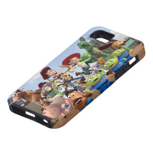 Toy Story 3 - Team Photo iPhone 5 Cover
