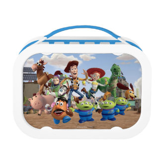 Toy Story 3 - Team Photo Lunch Box