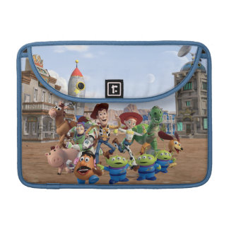 Toy Story 3 - Team Photo Sleeve For MacBook Pro