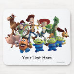 Toy Story 3 - Team Photo Mouse Pad
