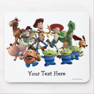Toy Story 3 - Team Photo Mouse Pads