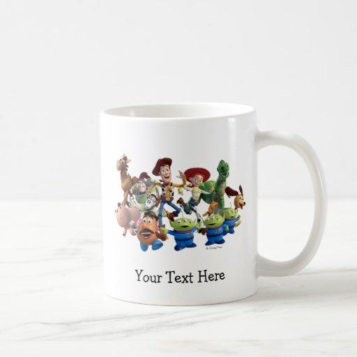 Toy Story 3 - Team Photo Mug