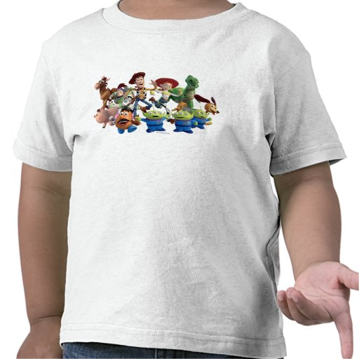Toy Story 3 - Team Photo T-shirt