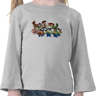 Toy Story 3 - Team Photo Tee Shirts