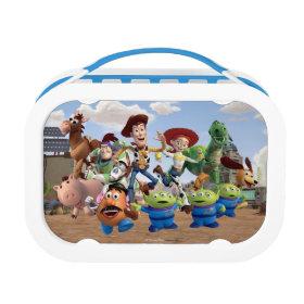 Toy Story 3 - Team Photo Yubo Lunchbox