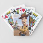 Toy Story 3 - Woody 3 Cartas De Juego