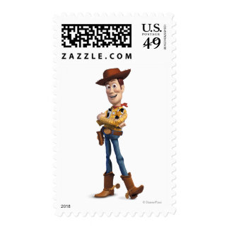 Toy Story 3 - Woody 3 Postage Stamp