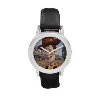 Toy Story 3 - Woody 3 Relojes De Pulsera