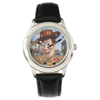 Toy Story 3 - Woody 3 Relojes De Pulsera