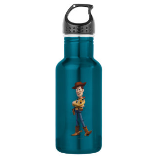 Toy Story 3 - Woody 3 Stainless Steel Water Bottle