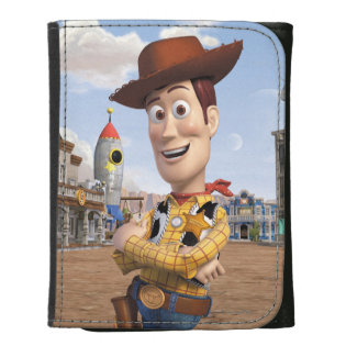 Toy Story 3 - Woody 3 Wallets