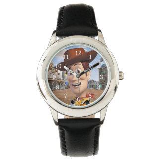 Toy Story 3 - Woody 3 Wristwatch