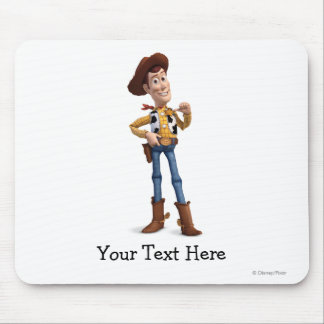 Toy Story 3 - Woody 4 Mouse Pad