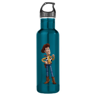 Toy Story 3 - Woody 4 Stainless Steel Water Bottle