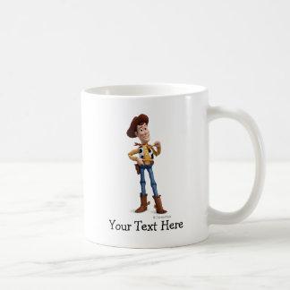 Toy Story 3 - Woody 4 Taza Clásica