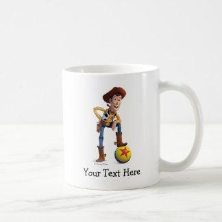 Toy Story 3 - Woody Classic White Coffee Mug