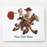 Toy Story 3 - Woody Jessie Alfombrilla De Raton