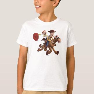 Toy Story 3 - Woody Jessie Camisas