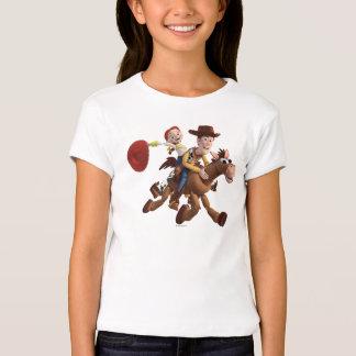 Toy Story 3 - Woody Jessie Playera