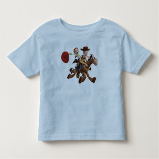 Toy Story 3 - Woody Jessie Toddler T-shirt