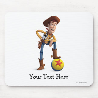 Toy Story 3 - Woody Mouse Pad