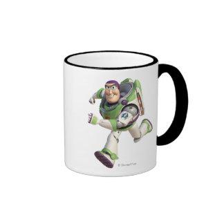 Toy Story 3 - Zumbido 2 Taza De Dos Colores