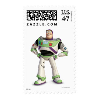 Toy Story 3 - Zumbido Estampilla