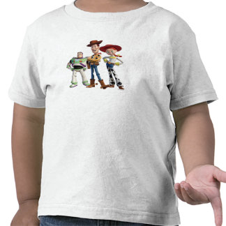 Toy Story 3 - Zumbido Woody Jesse 2 Camisetas