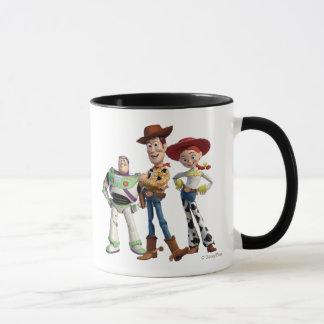 Toy Story 3 - Zumbido Woody Jesse 2 Taza