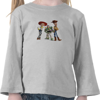 Toy Story 3 - Zumbido Woody Jesse Camisetas