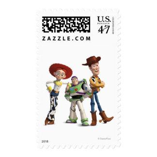 Toy Story 3 - Zumbido Woody Jesse Timbre Postal