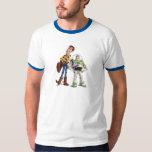 Toy Story 3 - Zumbido y Woody Playeras