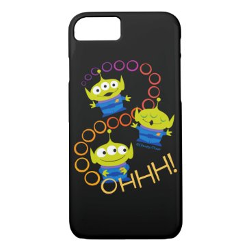 """Toy Story 4   Aliens """"Ooooh"""" iPhone 8/7 Case"""