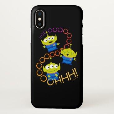 "Toy Story 4   Aliens ""Ooooh"" iPhone X Case"
