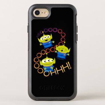 """Toy Story 4   Aliens """"Ooooh"""" OtterBox Symmetry iPhone 8/7 Case"""