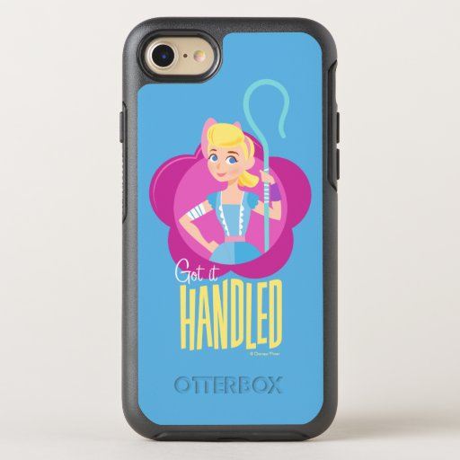 "Toy Story 4 | Bo Peep ""Got It Handled"" OtterBox Symmetry iPhone 8/7 Case"
