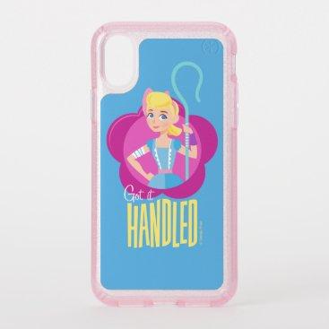 "Toy Story 4   Bo Peep ""Got It Handled"" Speck iPhone X Case"