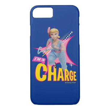 """Toy Story 4   Bo Peep """"I'm In Charge"""" iPhone 8/7 Case"""
