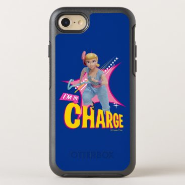 """Toy Story 4   Bo Peep """"I'm In Charge"""" OtterBox Symmetry iPhone 8/7 Case"""