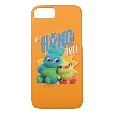 """Toy Story 4   Bunny & Ducky """"It's Hang Time"""" iPhone 8/7 Case"""