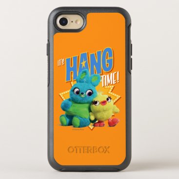 "Toy Story 4 | Bunny & Ducky ""It's Hang Time"" OtterBox Symmetry iPhone 8/7 Case"